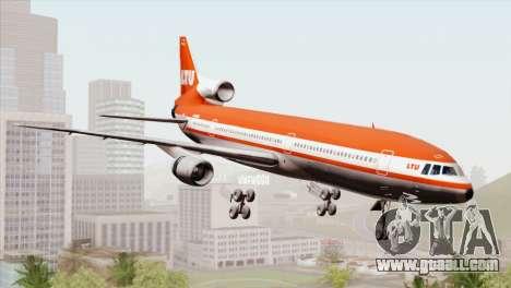 Lookheed L-1011 LTU Intl for GTA San Andreas