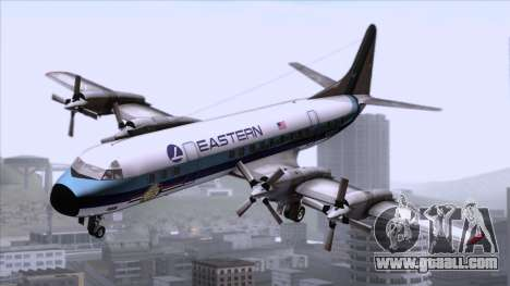 L-188 Electra Eastern Als for GTA San Andreas