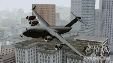 C-17A Globemaster III PAF for GTA San Andreas