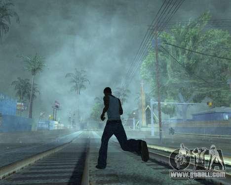 GTA 5 Timecyc v2 for GTA San Andreas forth screenshot