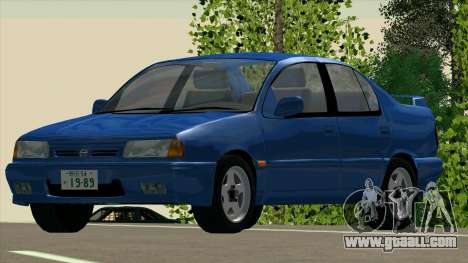 NISSAN Primera 2.0Te (P10) for GTA San Andreas