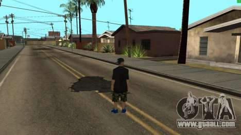 New wmybmx for GTA San Andreas third screenshot