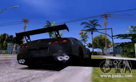 ENB Series EvoGraphics v 1.0 for GTA San Andreas third screenshot
