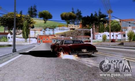 ENB Series EvoGraphics v 1.0 for GTA San Andreas second screenshot