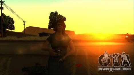 SkyGFX v1.3 for GTA San Andreas