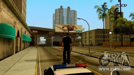 ColorMod by PhenomX3M v.3 for GTA San Andreas third screenshot