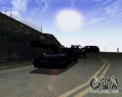LineFlex ENBseries for GTA San Andreas third screenshot
