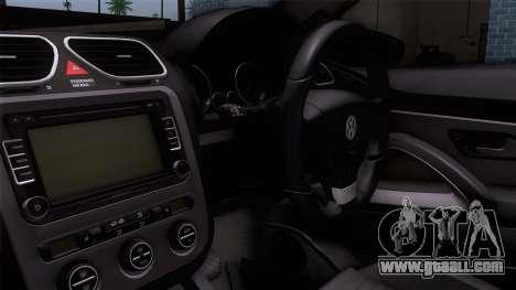 Volkswagen Scirocco GT 2009 for GTA San Andreas right view