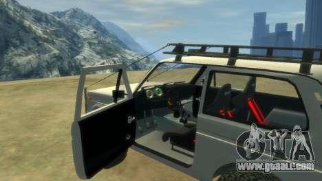 VAZ 21213 Niva for GTA 4