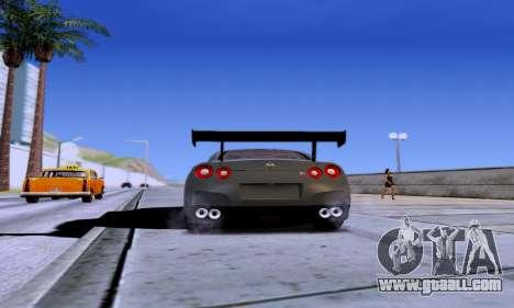 ENB Series EvoGraphics v 1.0 for GTA San Andreas forth screenshot