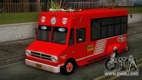Dodge 300 Microbus for GTA San Andreas