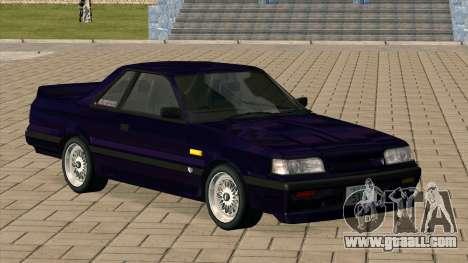 Nissan Skyline GTS-R (HR31) for GTA San Andreas