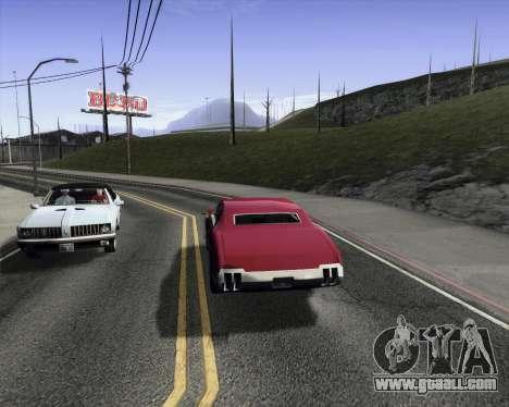 Medium ENBseries v1.0 for GTA San Andreas third screenshot
