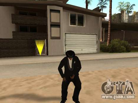 CLEO abused myself for GTA San Andreas