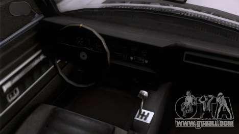 GTA 5 Invetero Coquette Classic TL SA Mobile for GTA San Andreas right view