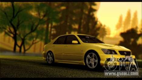 Pavanjit ENB v2 for GTA San Andreas