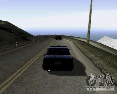 LineFlex ENBseries for GTA San Andreas second screenshot