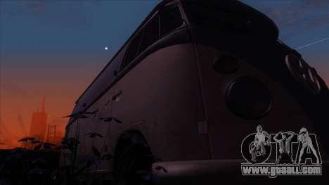 ENB Gamerealfornia v1.00 for GTA San Andreas third screenshot