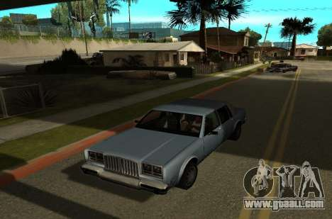 Shadows Settings Extender 2.1.2 for GTA San Andreas