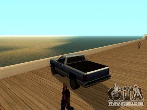 ENB v3 for GTA San Andreas forth screenshot