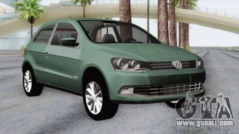Volkswagen Golf Trend for GTA San Andreas