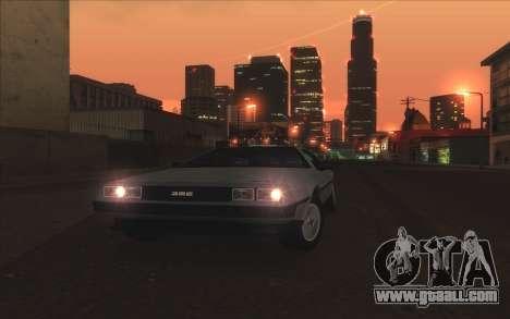 Pleasant ColorMod for GTA San Andreas forth screenshot