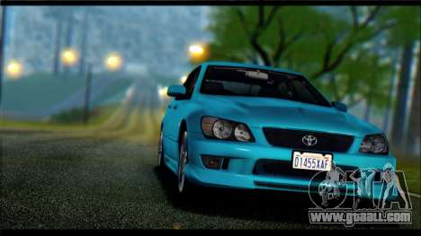 Pavanjit ENB v2 for GTA San Andreas seventh screenshot