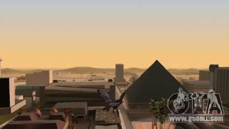 The possibility of GTA V to play for bird V. 1 for GTA San Andreas forth screenshot