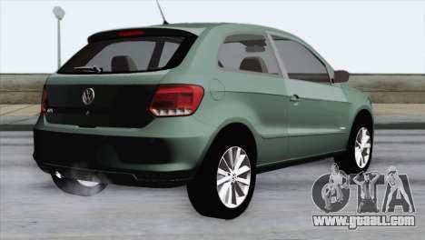 Volkswagen Golf Trend for GTA San Andreas left view
