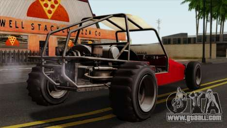 GTA 5 Dune Buggy SA Mobile for GTA San Andreas left view