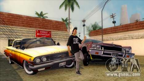 Pierce The Veil ENB for GTA San Andreas