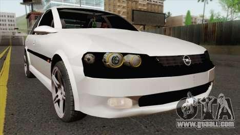 Opel Vectra 2.2 Stock for GTA San Andreas