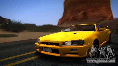 ENBG 2.0 for GTA San Andreas second screenshot