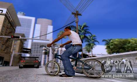 ENB Series EvoGraphics v 1.0 for GTA San Andreas