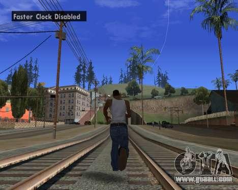GTA 5 Timecyc v2 for GTA San Andreas second screenshot