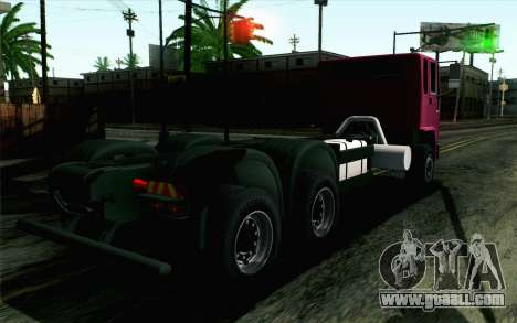 DFT-30 New for GTA San Andreas left view