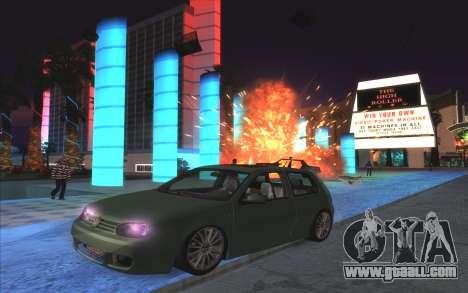 Pleasant ColorMod for GTA San Andreas seventh screenshot