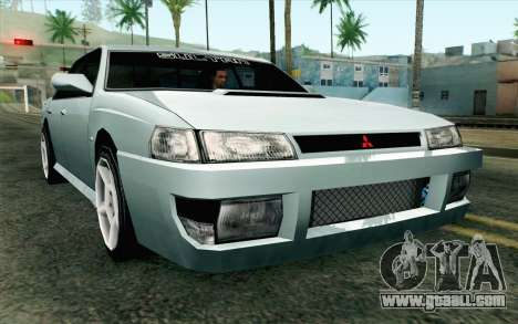 Sultan Lan Evo for GTA San Andreas