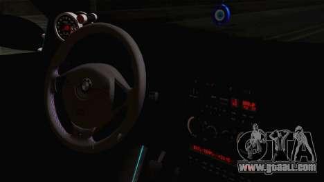 BMW E36 M3 Cabrio for GTA San Andreas right view