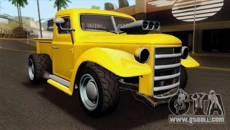 GTA 5 Bravado Rat-Truck for GTA San Andreas