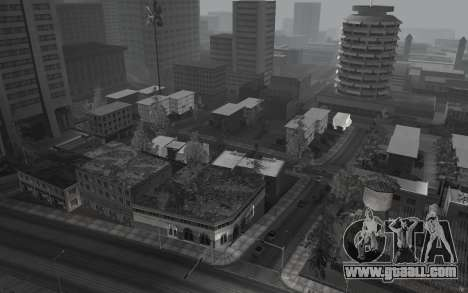 Black-and-white ColorMod for GTA San Andreas third screenshot