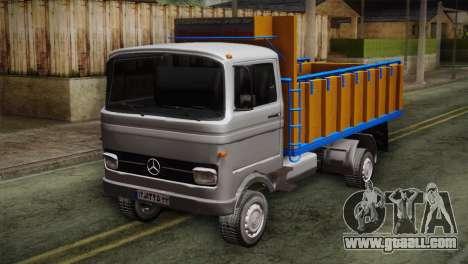 Mercedes-Benz Khavar for GTA San Andreas