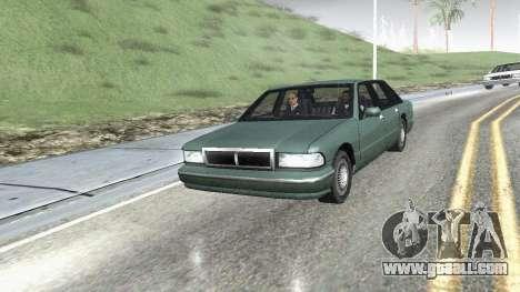 Road Reflections Fix 1.0 для GTA San Andreas for GTA San Andreas third screenshot