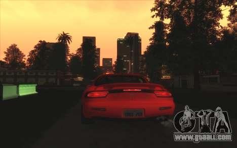 Pleasant ColorMod for GTA San Andreas third screenshot