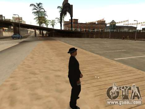 CLEO abused myself for GTA San Andreas second screenshot