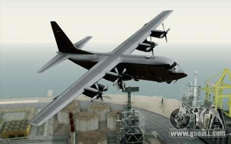 C-130H Hercules USAF for GTA San Andreas