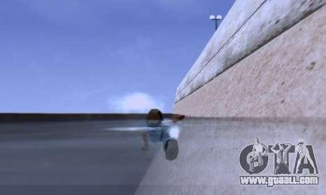 ENB Series EvoGraphics v 1.0 for GTA San Andreas fifth screenshot