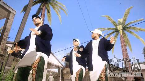 ENB Sunreal for GTA San Andreas third screenshot