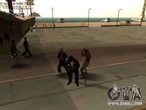 CLEO abused myself for GTA San Andreas third screenshot