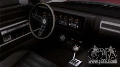GTA 5 Invetero Coquette Classic TL for GTA San Andreas right view